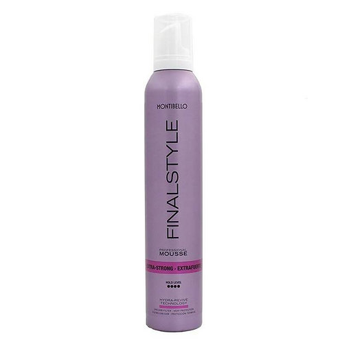 Montibel·lo Finalstyle Mousse Extra-Strong 320 ml