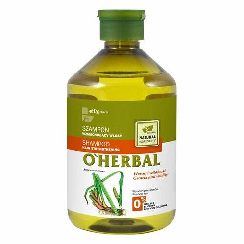 Elfa Pharm o 'herbal pelo strenghtening con extracto de Calamus Root Acondiciona