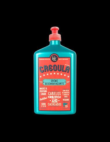 CREOULA Aceite de Aguacate y Agua de Coco Crema Desenredante 500g