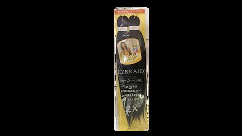 "KUKNUS EZBRAID PRE STRETCHED DOUBLE 2X 26""COLOR 1"