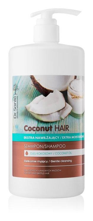 Dr. Santé Coconut champú con aceite de coco para cabello seco y delicado