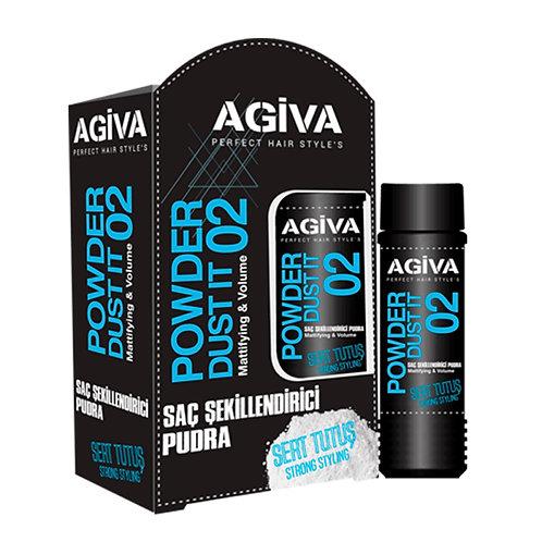 AGIVA HAIR STYLING POWDER WAX 02 20G