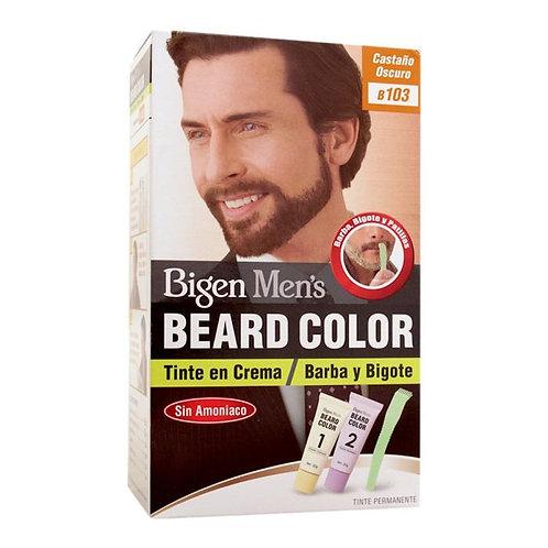 Bigen Men's BEARD COLOR 103