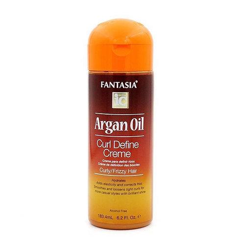 Fantasia Ic Argan Oil Curl Crema 183 Ml