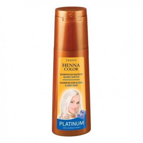 Shampoo Venita HENNA COLOR Platinum 250ml