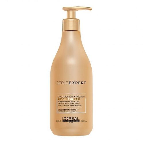 L'Oréal ABSOLUT REPAIR LIPIDIUM Champú Absolut Repair Gold - 500 ml