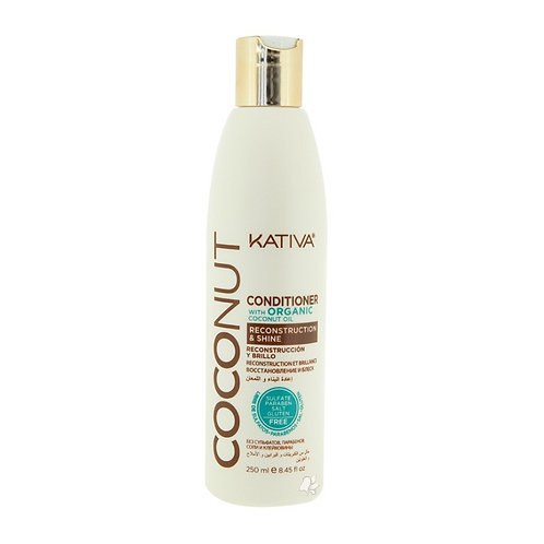 COCONUT CONDITIONER KATIVA 250ML