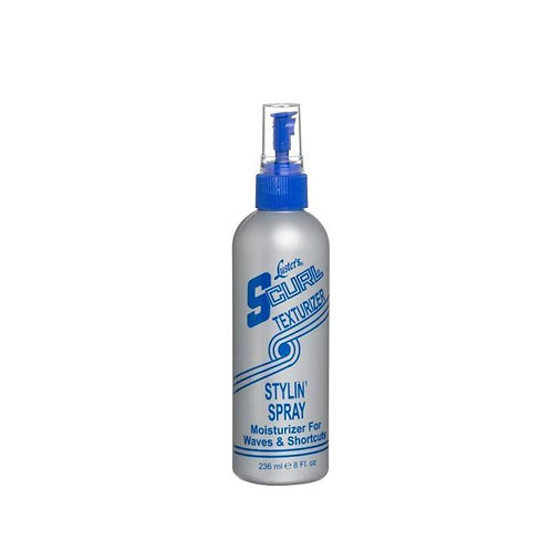LUSTER'S SCURL TEXT STYLIN SPRAY 236ML