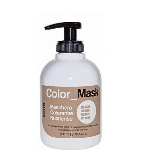 Color mask beige 300 ml kaypro