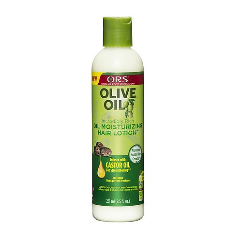 Incredibly Rich Oil Moisturizing Hair Lotion Olive Oil ORS 251ml