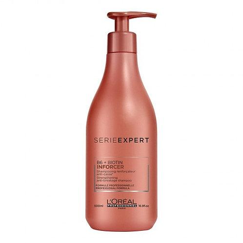 L'Oréal INFORCER Champú Inforcer - 500 ml