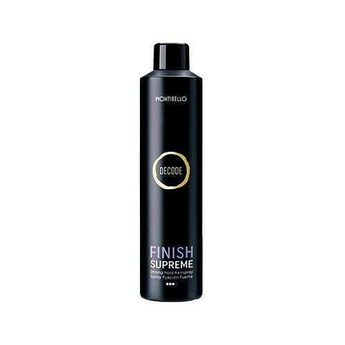 Montibel·lo Decode Finish Supreme Spray de fijacion Fuerte 400 ml Ver descripció