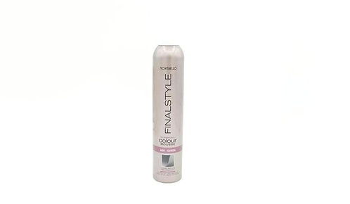 Montibel·lo Finalstyle Colour Mousse Sky Grey 320 ml Ver descripción completa