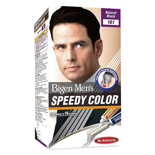 Bigen Men's SPEEDY COLOR Hair 101
