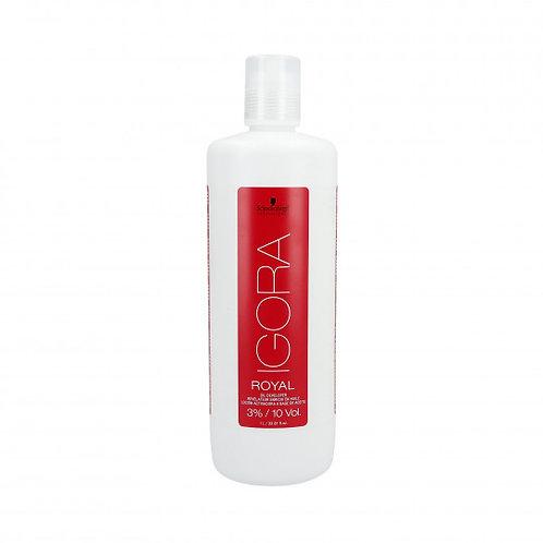 Schwarzkopf Professional IGORA Royal emulsión activadora 3% / Vol.10