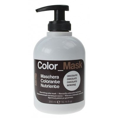 Color mask chocolate 300 ml kaypro