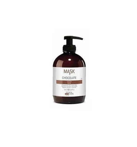 DESIGN LOOK COLOR MASK CHOCOLATE .77 300ML