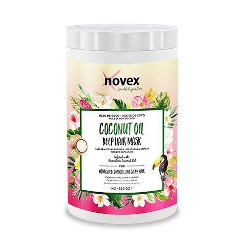 Coconut Oil Deep Hair Mask 1kg – Nuevo Formato