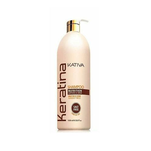Kativa Keratina Shampoo 1000ml