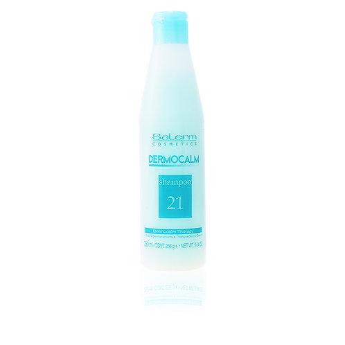 Salerm DERMOCALM shampoo Champú hidratante