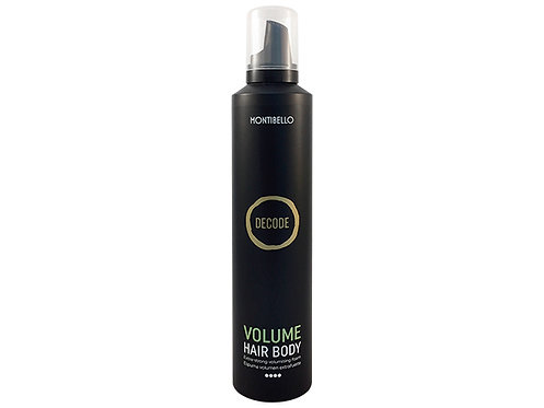 Montibel·lo Decode Volume Hair Bodyerte 300 ml