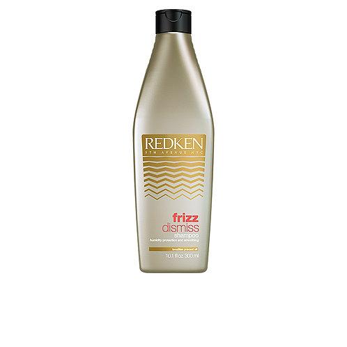 Redken FRIZZ DISMISS shampoo Champú antiencrespamiento 300ML