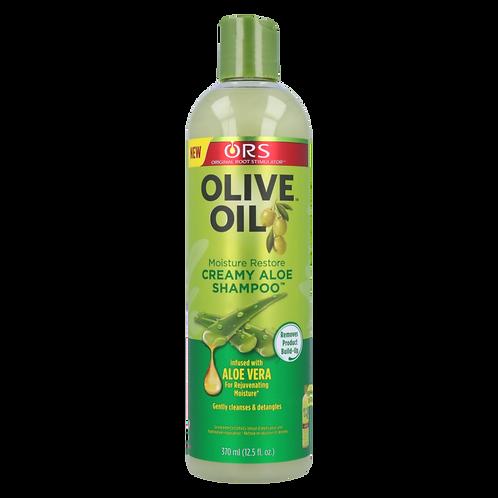 ORS Olive Oil Champú Cremoso de Aloe Olive Oil 370 ml