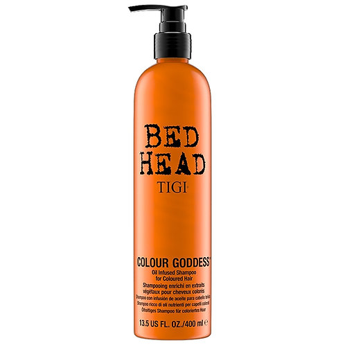 El Shampoo Bed Head Colour Goddess 400 Ml