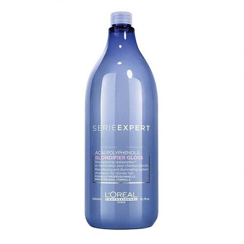 L'Oréal BLONDIFIER Champú Blondifier Gloss - 1500 ml