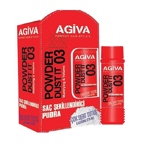 AGIVA HAIR STYLING POWDER WAX 03 20G