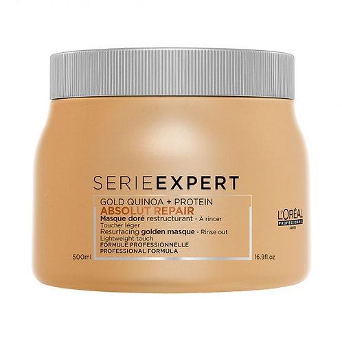 L'Oréal ABSOLUT REPAIR LIPIDIUM Mascarilla Doré Reconstructora - 500 ml