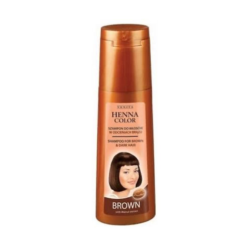 Shampoo VENITA COLOR Brown 250ml