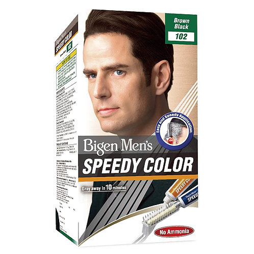 Bigen Men's SPEEDY COLOR Hair 102