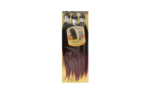 "KUKNUS BLACK ANGEL PRE STRETCHED TRIPLE PACK 3X 20""COLOR T1B/BUG"