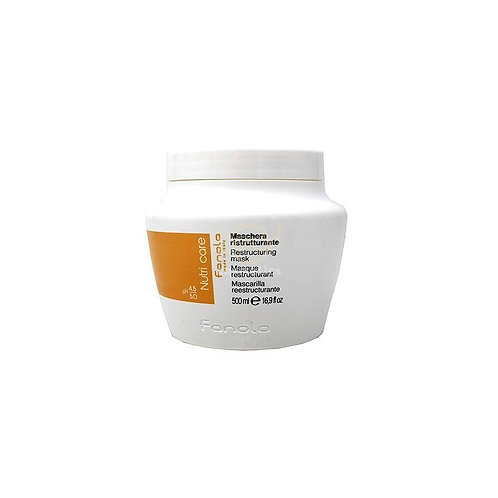 Mascarilla Fanola Nutri Care Reestructurante 500 ml