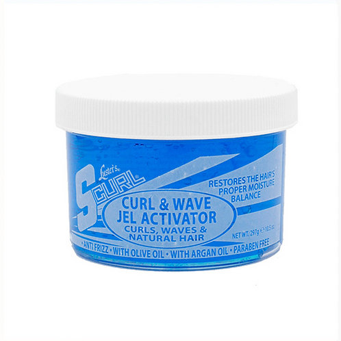 LUSTER'S SCURL WAVE GEL ACT 297G (BLUE)