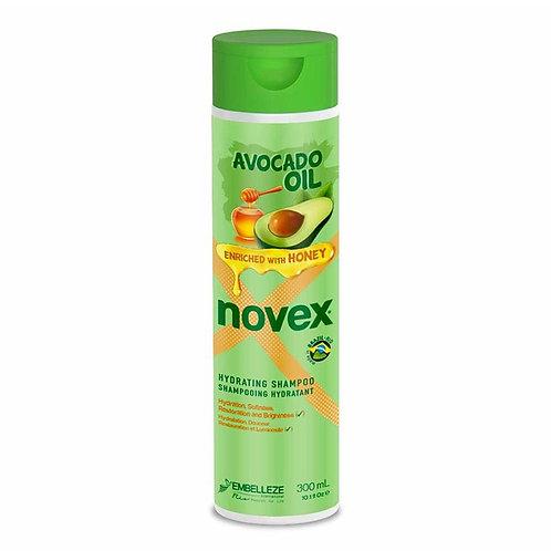 Oleo De Abacate Shampoo Hidratante 300Ml