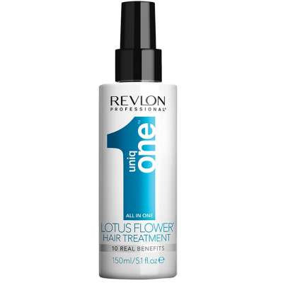 REVLON Uniq One Flor de Loto Tratamiento - 150 ml