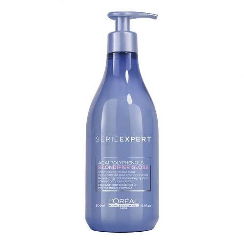 L'Oréal BLONDIFIER Champú Blondifier Gloss - 500 ml