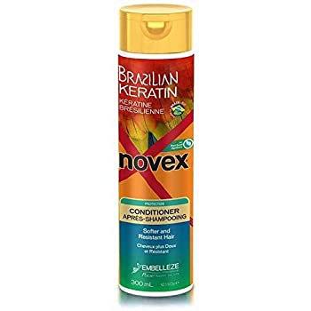 Novex Queratina Brasileña, Acondicionador - 300 ml.