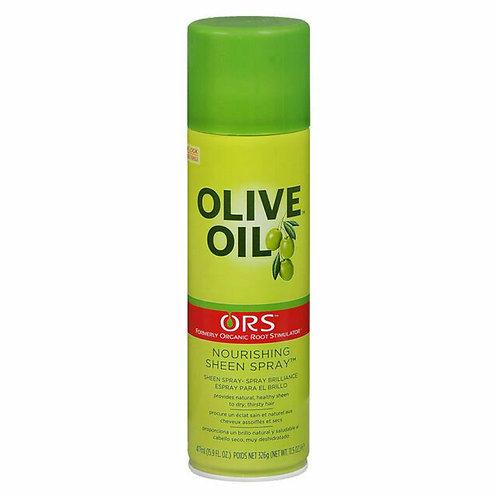 SPRAY BRILLO   ORS OLIVE OIL NOURISHING SHEEN SPRAY™