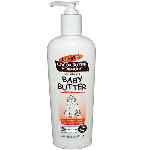 PALMERS CBF BABY BUTTER LOTION 250ML