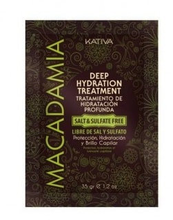 Kativa Macadamia Deep Tratamiento Hidratante 12x35g