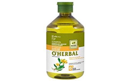 O'Herbal - Acondicionador Natural Ecológico Volumen para Cabello / Pelo Fino con