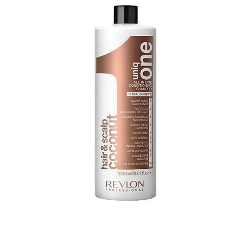 Otras Marcas REVLON Uniq One Hair & Scalp Coconut - 1000 ml