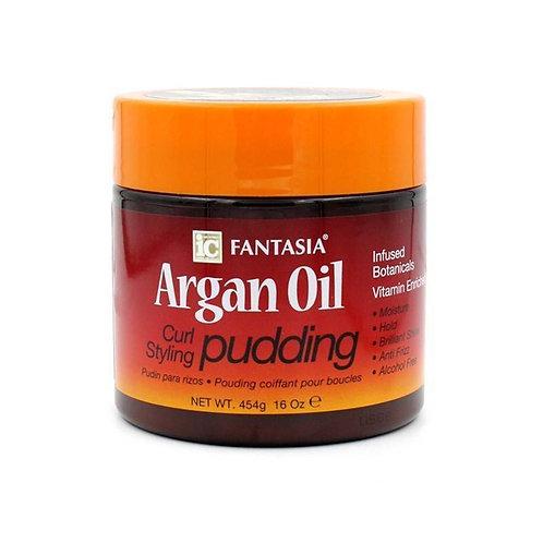 Fantasia Ic Argan Oil Curl Pudding 454gr