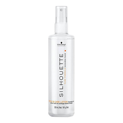Schwarzkopf FLEXIBLE HOLD SILHOUETTE Flexible Hold Loción de Peinado - 200 ml