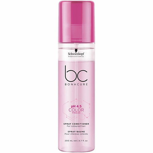 Schwarzkopf BC Hairtherapy Color Freeze Spray Conditioner 200 ml