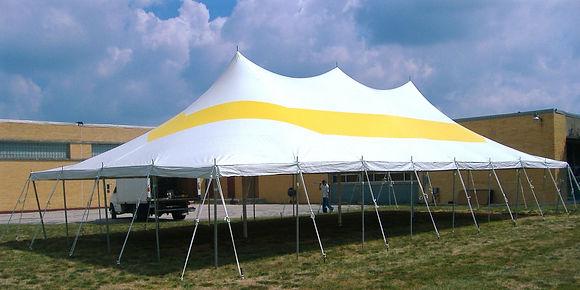 30 x 60 Pole Tent