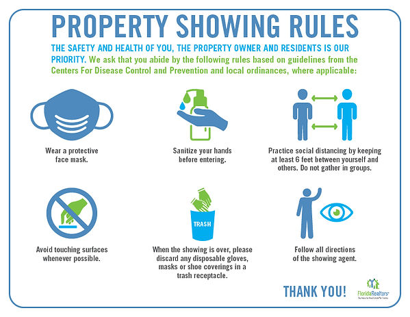 property_showing_rules_sign_for_open_hou